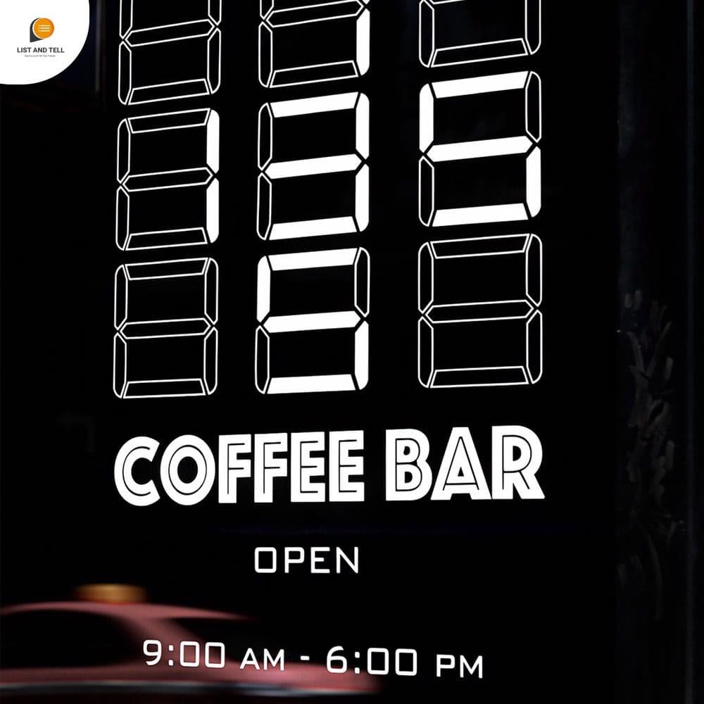 135 Coffee Bar